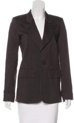 Marc Jacobs Structured Knit Blazer