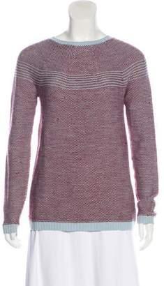 Wes Gordon Lightweight Merino Wool Sweater