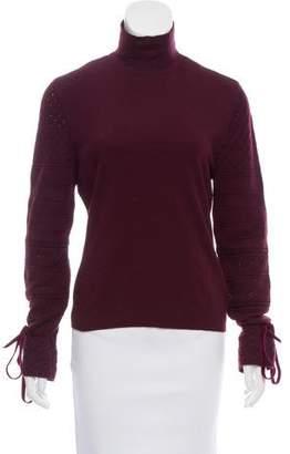 Valentino Virgin Wool Turtleneck Sweater