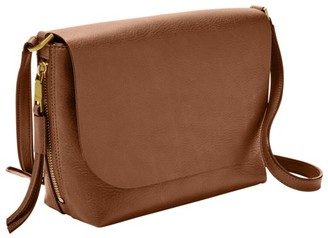 Fossil Maya Crossbody Handbags Black