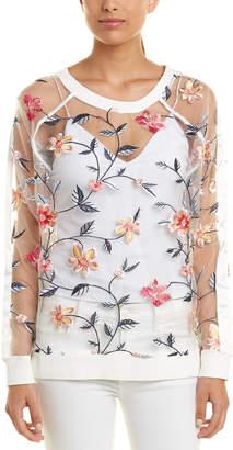 BILLY T Embroidered Sweatshirt