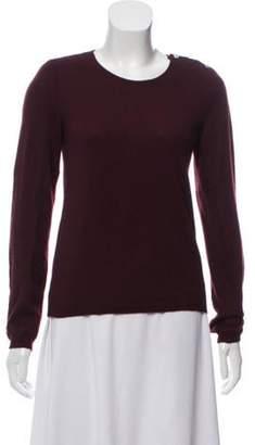 Oscar de la Renta Structured Knit Sweater Structured Knit Sweater