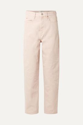 Etoile Isabel Marant Corsy Jeans - Pastel pink