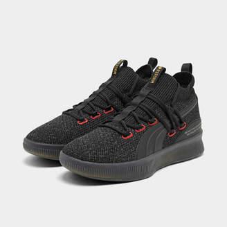 best service 06860 e001a Puma Men s Clyde Court Reform Basketball Shoes