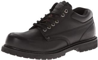 Skechers for Work Men's Cottonwood Slip Resistant Work Shoe