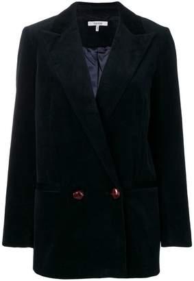 Ganni corduroy double breasted jacket