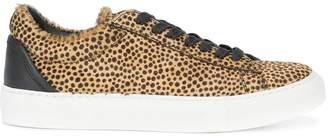 Buscemi animal print sneakers