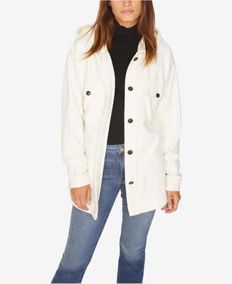 Sanctuary Kennie Hooded Fleece Jacket