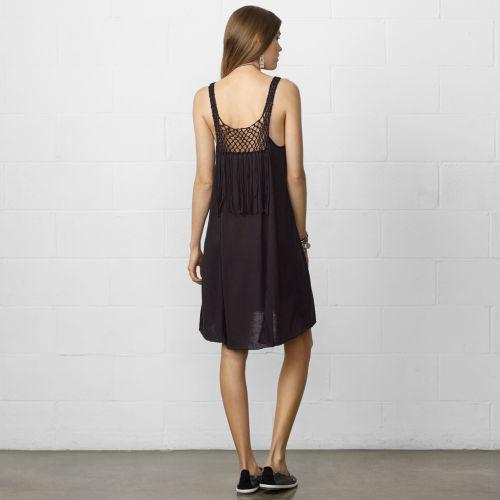 Denim & Supply Ralph Lauren Macramé Tank Dress