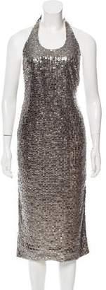 Tom Ford Embellished Midi Dress