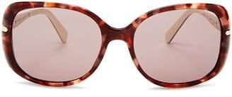 Prada Women's Square Sunglasses, 57mm