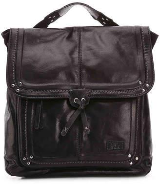 The Sak Ventura Leather Convertible Backpack - Women's