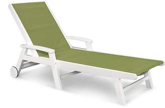 Polywood Coastal Chaise - Kiwi