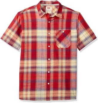Levi's Men's Uday Short Sleeve Woven Shirt