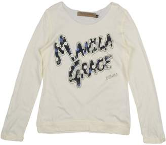 Manila Grace DENIM T-shirts