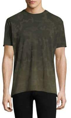 ATM Anthony Thomas Melillo Camouflage Cotton Tee