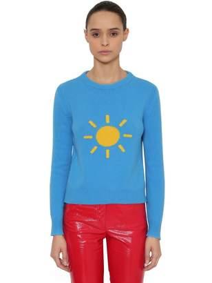 Alberta Ferretti Sunny Wool & Cashmere Knit Sweater