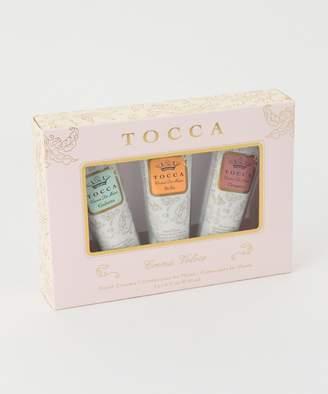 Tocca (トッカ) - TOCCA CREMA VELOCE ハンドクリームセット(C)FDB