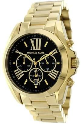 Michael Kors Women's Bradshaw Gold Tone Chronograph Watch MK5739
