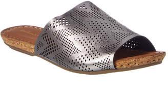 Chocolat Blu Bruno Leather Sandal