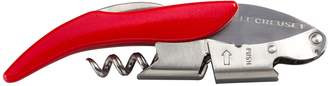 Le Creuset Patented Two-Step Stainless Steel Waiter's Friend Corkscrew