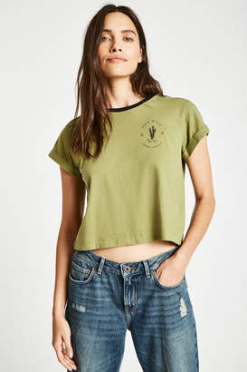 Jack Wills Madleigh Graphic T-Shirt