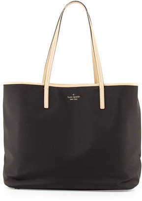 Kate Spade Classic Nylon Harmony Baby Bag, Black