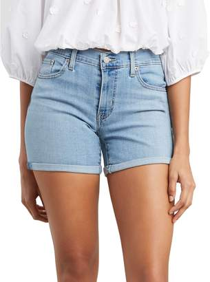 Levi's Mid Length Denim Shorts