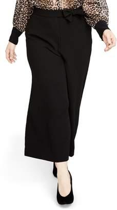 Rachel Roy Cuffed Flare Pants