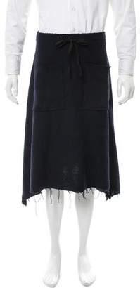 Harold Kensington Drawstring Knit Kilt