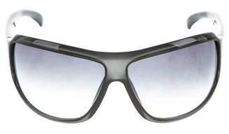 Gucci Gradient Shield Sunglasses