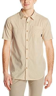 Columbia Men's Campside Crest Short Sleeve Shirt