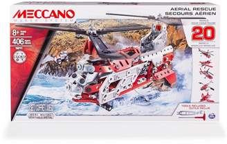 Meccano Helicopter Model Set