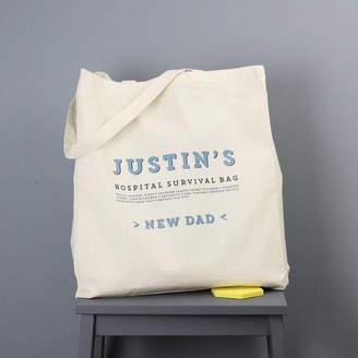 XOXO Personalised New Daddy Hospital Bag