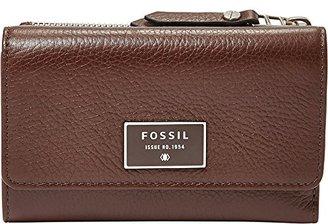 Fossil Dawson Multifunction Wallet $44.99 thestylecure.com