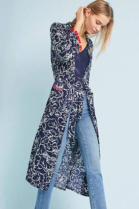 MISA Azores Tasseled Wrap Kimono
