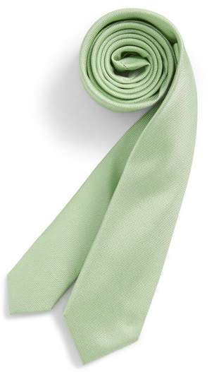 Natte Weave Silk Tie