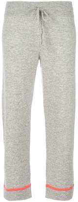 Parker Chinti & cropped lounge pants