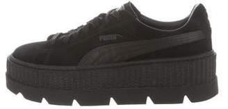 FENTY PUMA by Rihanna Platform Suede Sneakers