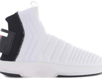 new products 9c255 b61b3 adidas Crazy 1 Adv Sock Slip On Sneakers