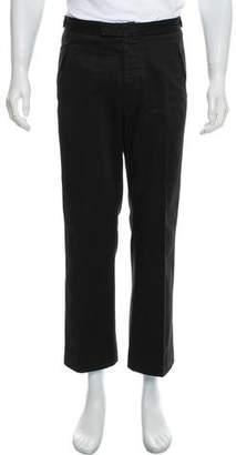 Maison Margiela Cropped Relaxed Pants