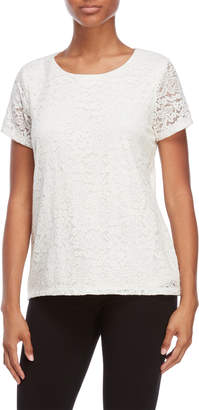 Tommy Hilfiger Floral Lace tee