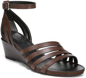Franco Sarto Della Ankle Strap Wedge Sandal