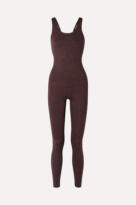 We/Me The Flow Stretch-jersey Jumpsuit