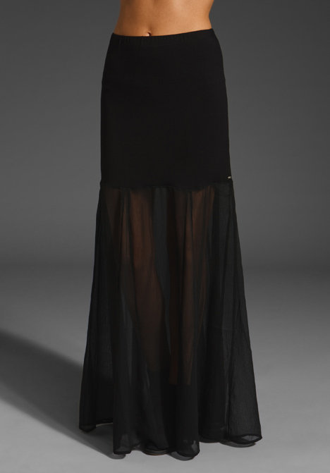 Obey Sheer Madness Skirt