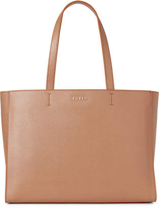 Furla Andrea Leather Large Tote