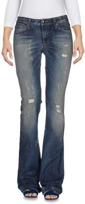 Roy Rogers ROŸ ROGER'S Denim pants - Item 42513845HM