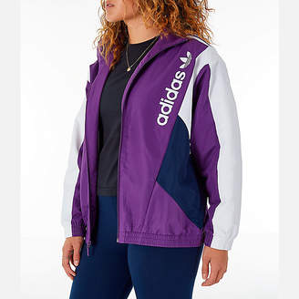 adidas Women's 90's Colorblock Track Jacket