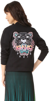 KENZO Embroidered Tiger Jacket $355 thestylecure.com