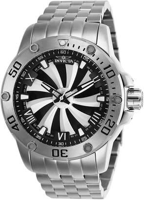 Invicta 25847 Silver-Tone Speedway Watch